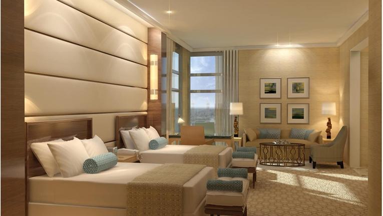 mecca makkah hotel conrad