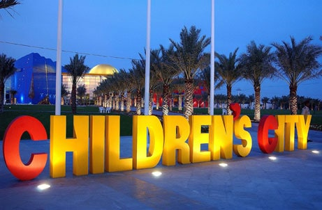 children city dubai