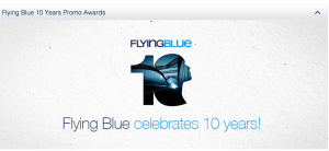 KLM Promo Awards 10th Anniversary