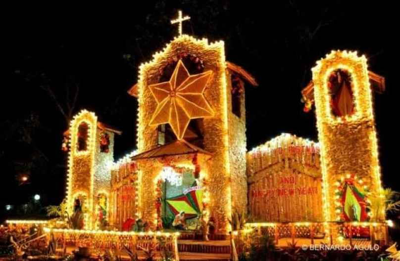 The Best Places To Spend Christmas, Philippines