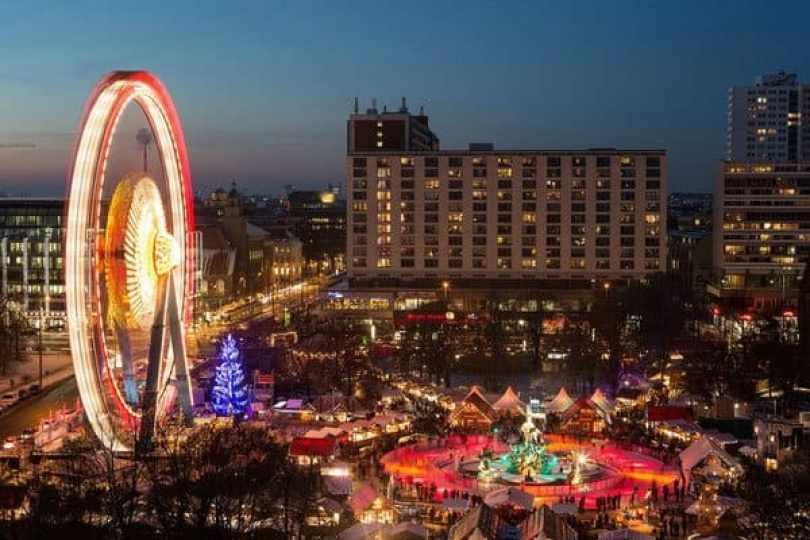 The Best Places To Spend Christmas, germany