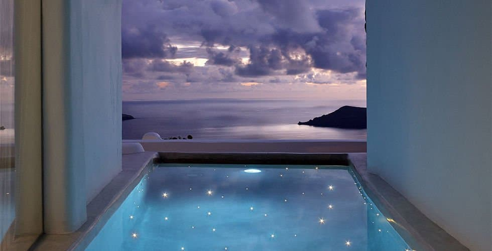 Villas Santorini With Pool