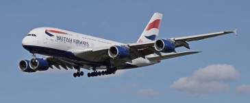 Fasten Your Seatbelt – New British Airways Safety video with Comic Relief