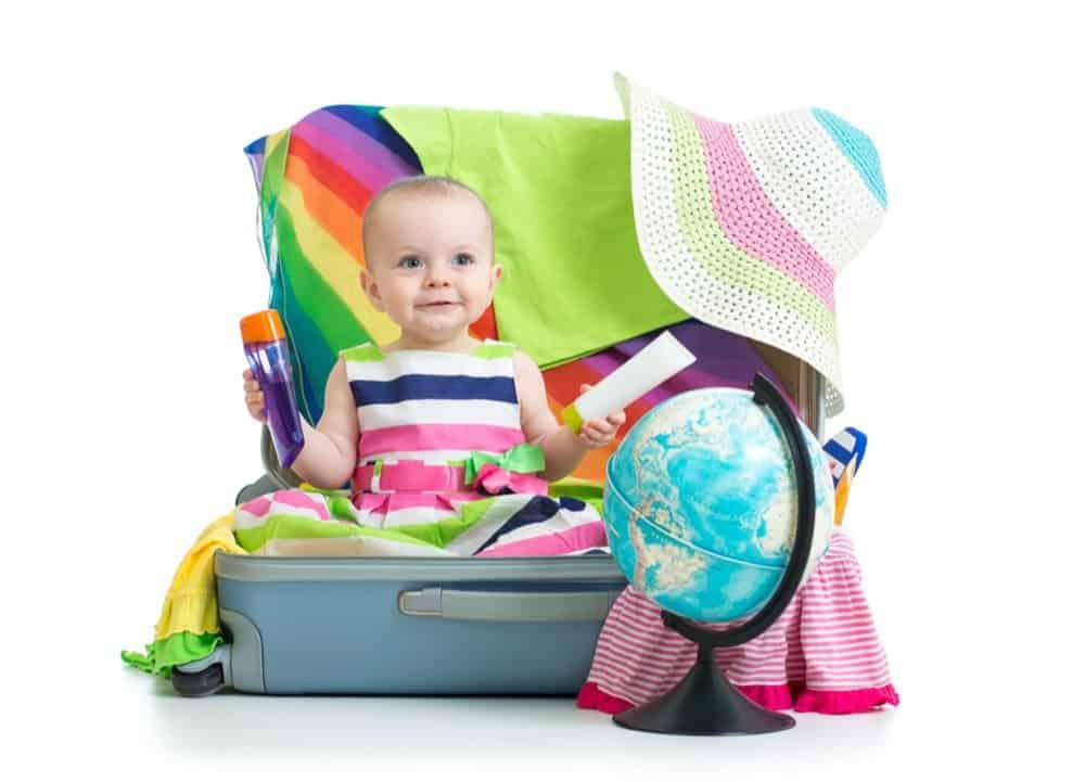 What to Do Next Time you Travel With Your Baby as a First Time Mum