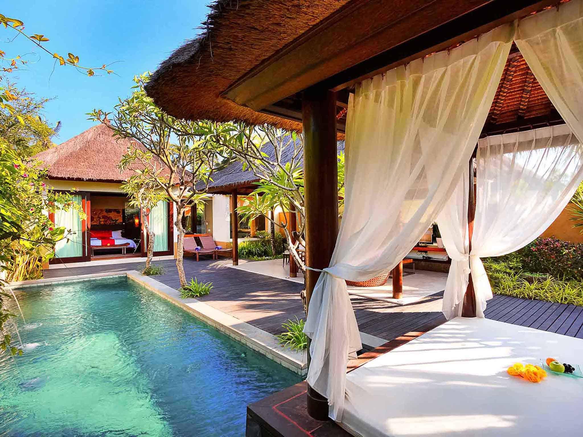 muslim friendly honeymoon villas in bali