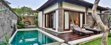 Muslim Friendly Honeymoon villas for all budgets in Bali plus Halal food