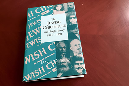 Book Review: The Jewish Chronicle and Anglo Jewry
