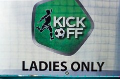 Kick Off Dewsbury, Ladies Football
