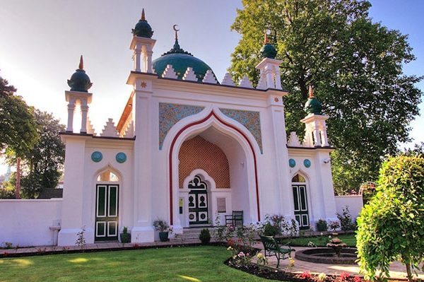 Shah Jahan Mosque Woking