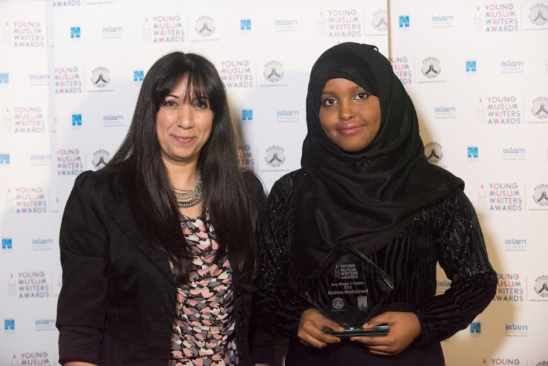 Yasmeen Khan and Naima Mohamed