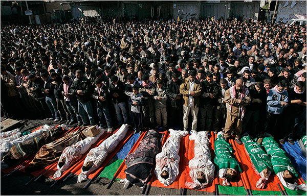 Genocide in Gaza by Israel