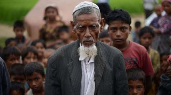 Rakhine Muslims / Source: presstv.ir