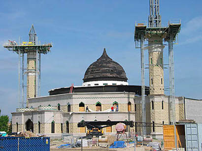 Mosques-construct