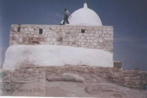Prophet-Harun-maqamمقام هارون