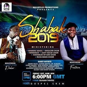 SHABAK 2019 (Gambia) Gearing up for Arnold K. Fofanah