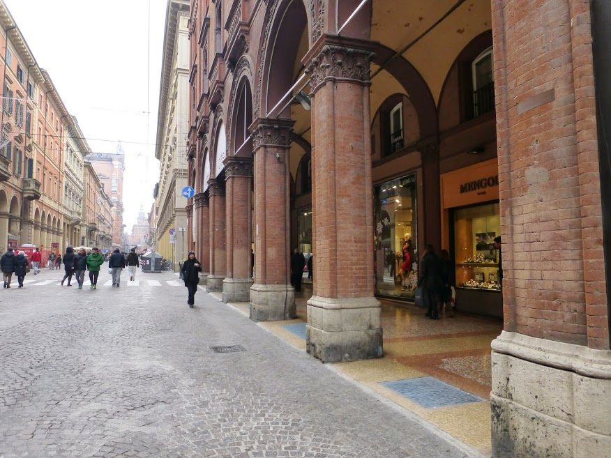 podcienie bolońskie