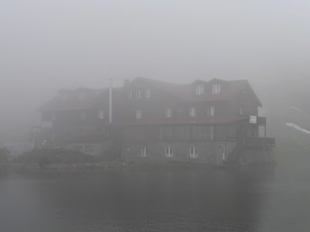 schronisko za mgłą