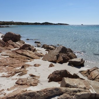 24. San Teodoro - plaża la Cinta