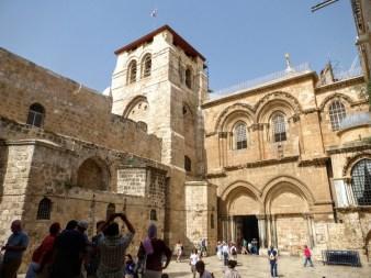 27. Jerozolima - bazylika Grobu Pańskiego