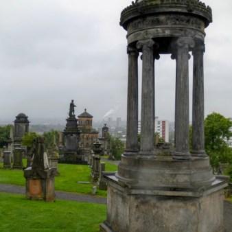 29. Glasgow - cmentarz wiktoriański