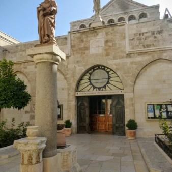 42. Betlejem - kościół św. Katarzyny Aleksandryjskiej