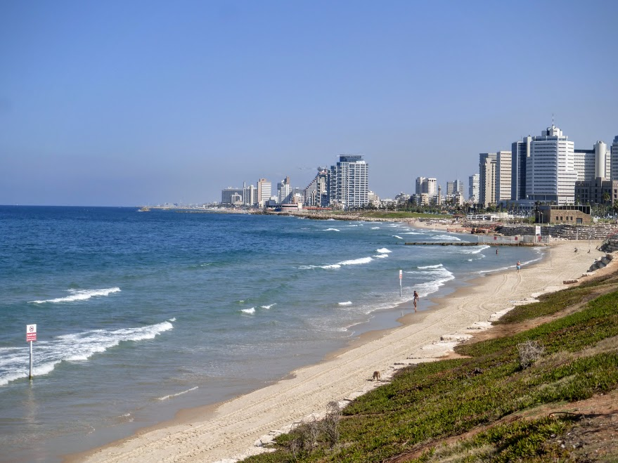 44. Tel Aviv