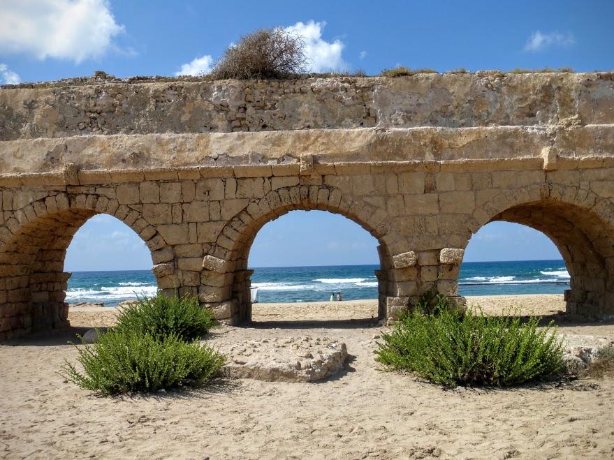 5. Cezarea - akwedukt