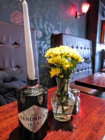 5. Edynburg - w pubie