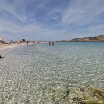50. Stintino, plaża La Pelosa