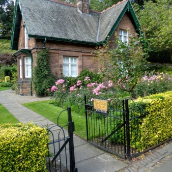 9. Gingerbread house, Princes Street Gardens