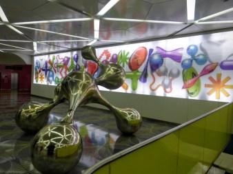 13. Stacja metra