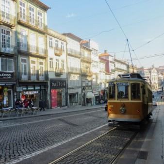 18. Zabytkowy tramwaj