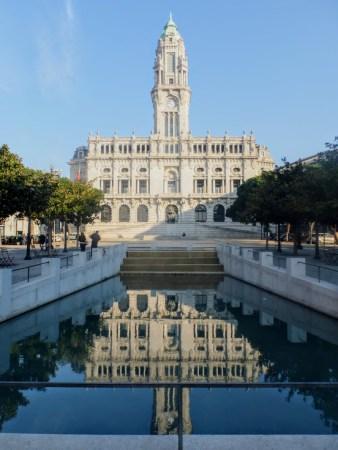 2. Ratusz w Porto