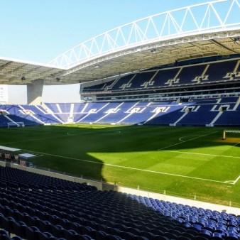43. Na stadionie FC Porto