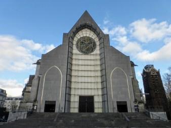 Fasada...neogotyckiej katedry?