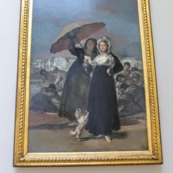 F.Goya - List