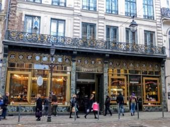 Najstarszy sklep ze słodkościami w mieście