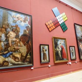 Jedna z sal w muzeum