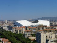 Stadion Vélodrome - domowy obiekt Olympique Marsylia