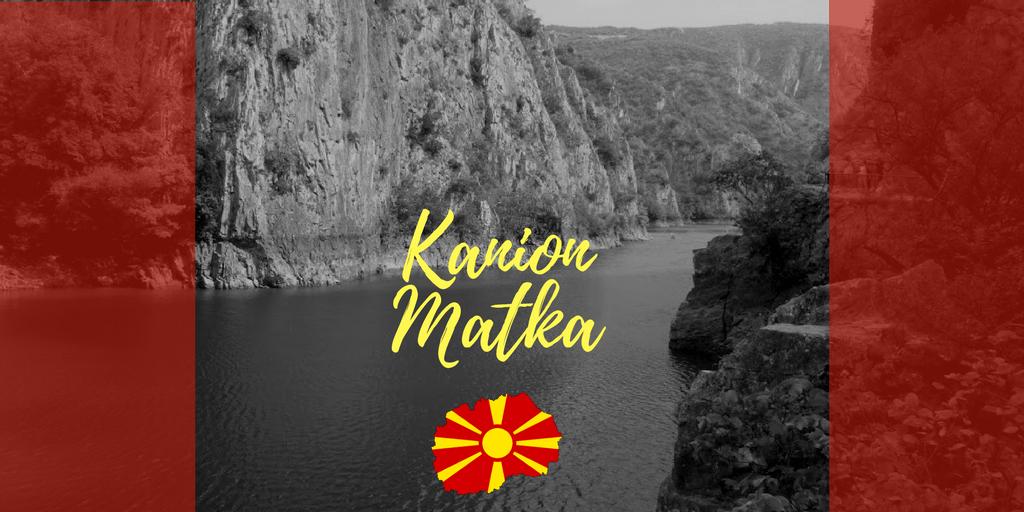 Macedonia: kanion Matka - gorąco polecam!