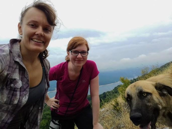 4. Selfie z psem
