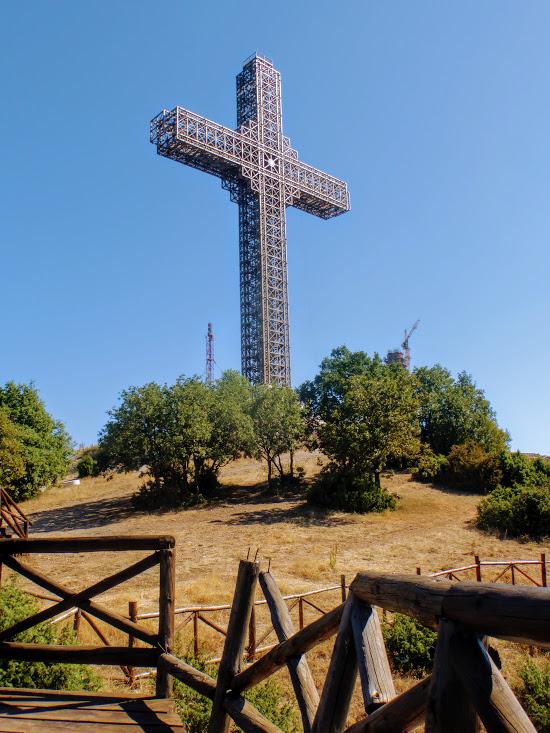 19. Krzyż Millenijny