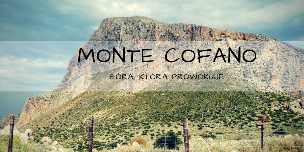 Sycylia: prowokacja udana, Monte Cofano zdobyte!