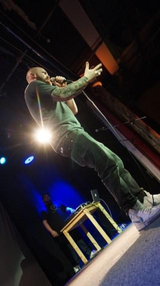 Rap-Debut bei Musoc: Big Daddy X und DJ T Rex