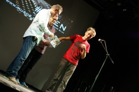 Michi Sailer zieht die Publikumsgewinnerin