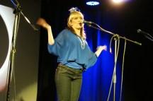 A Capella ohne Noten gesungen: Flachlandtirolerin Christina Move'inger