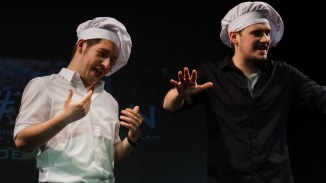 Literarisches Kochen leicht gemacht: Beier & Hang