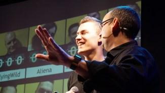 Freute sich über den Sieg: Alex Döring