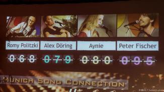 Am Ende waren es nur Kleinigkeiten, die Tagesform vielleicht, die den Ausschlag gab. Peter konnte am meisten Punkte einheimsen, überzeugt haben alle 4. Zwischen Aynie und Alex war das Rennen besonders knapp.
