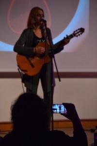 Gewann den Gröbenzeller Song Slam: Judith Boelger